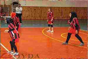 والیبال زنان