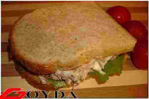 ساندویچ سالاد