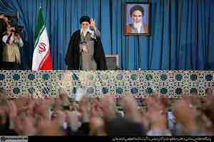 رهبري در مشهد