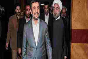 احمدي نژاد روحاني