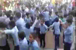 رقص در مدرسه